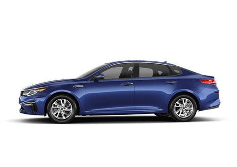 New Kia Optima in Raleigh