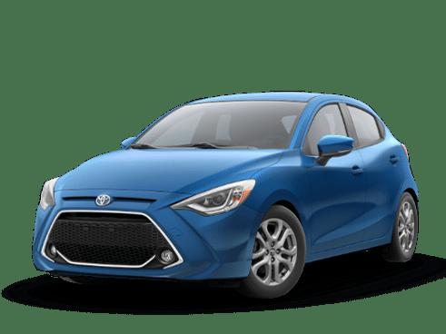 Yaris Hatchback XLE