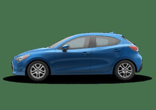 New Toyota Yaris Hatchback near Decatur