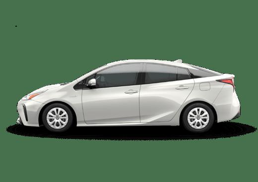New Toyota Prius near Birmingham