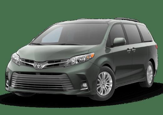 Sienna XLE Auto Access Seat