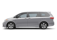 New Toyota Sienna at Fallon