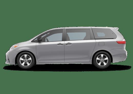 New Toyota Sienna near Birmingham