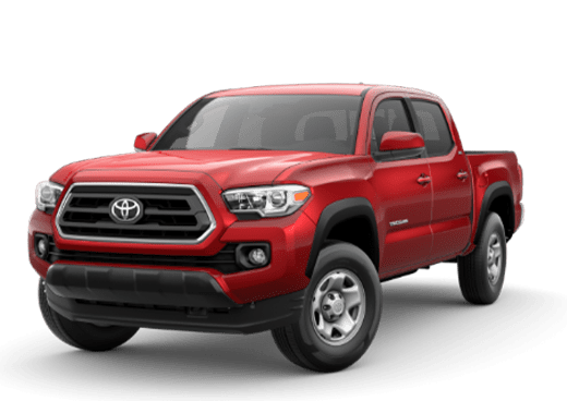 Tacoma SR5 Double Cab 5ft 2.7L 4 Cyl. 2WD