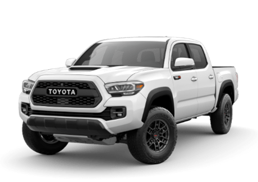 Tacoma TRD Pro Double Cab 5ft. 3.5L V6 4WD Manual