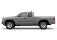 New Toyota Tacoma at Fallon