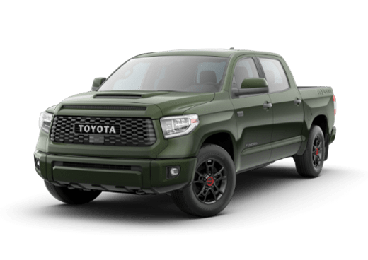 Tundra TRD Pro CrewMax 5.5ft Short Bed 4WD
