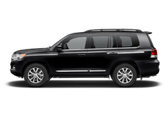 New Toyota Land Cruiser at Decatur