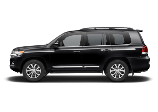 New Toyota Land Cruiser near Salisbury