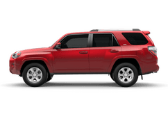 New Toyota 4Runner at Green Bay