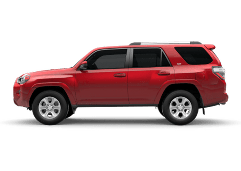 New Toyota 4Runner in