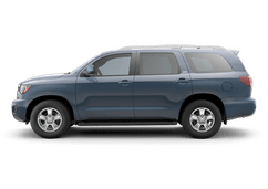 New Toyota Sequoia at Green Bay