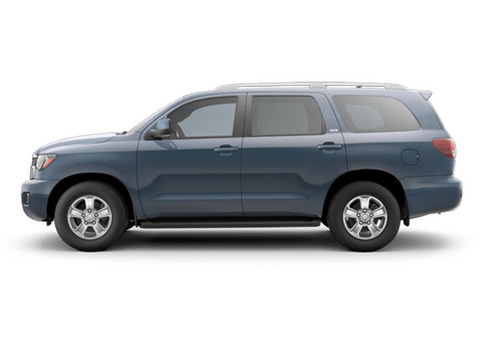 New Toyota Sequoia in