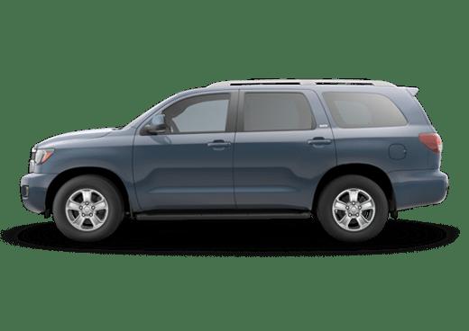 New Toyota Sequoia near Birmingham