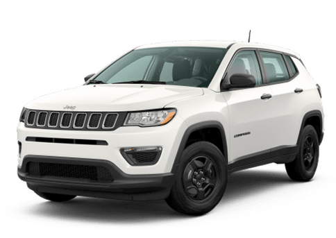 New Jeep Compass in Stillwater