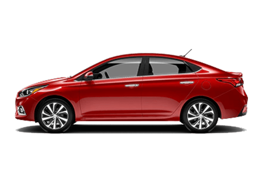 New Hyundai Accent near High Point