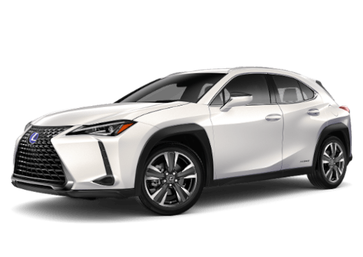 New Lexus UX Hybrid near Saint John