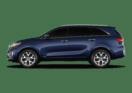 Sorento SX V6 AWD