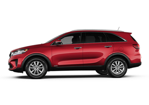 New Kia Sorento in Eureka