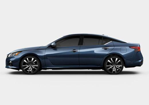 2020 Altima Platinum VC-Turbo FWD
