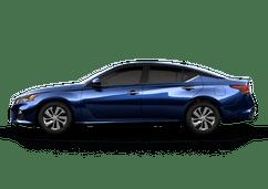 New Nissan Altima at Dayton