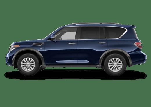 New Nissan Armada Wilkesboro, NC