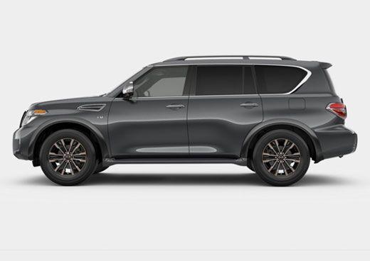 2020 Armada Platinum 4WD