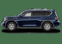 New Nissan Armada at Beavercreek