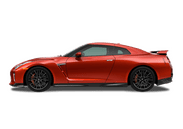 New Nissan GT-R at Wilkesboro