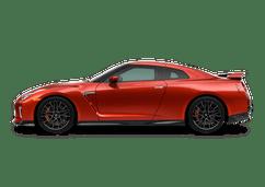New Nissan GT-R at Dayton