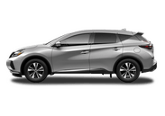 New Nissan Murano at Wilkesboro