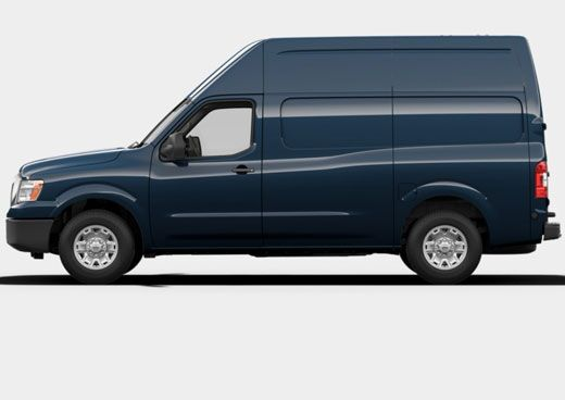 NV Cargo  NV2500 HD SV Cargo High Roof V6