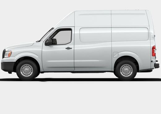 NV Cargo  NV2500 HD S Cargo High Roof V6