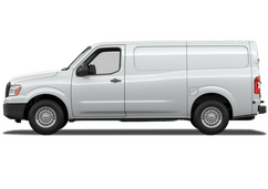 New Nissan NV Cargo  at Dayton