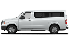 New Nissan NV Passenger at Dayton