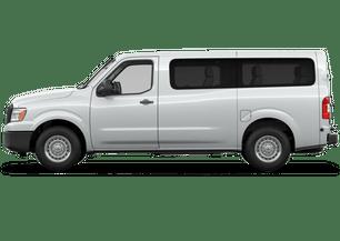 New Nissan NV Passenger near Duluth