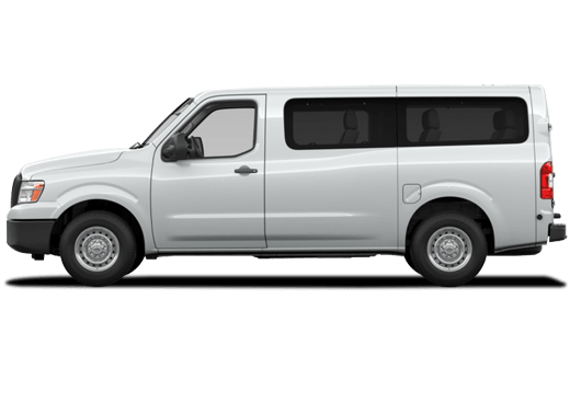 New Nissan NV Passenger near Salisbury