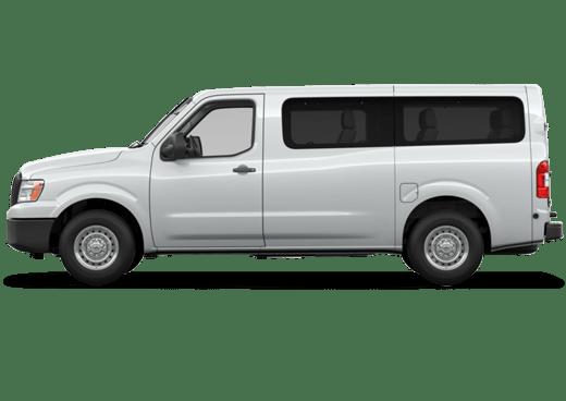 New Nissan NV Passenger near Wilkesboro