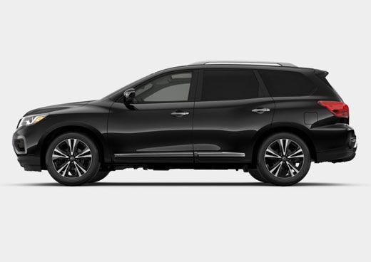 2020 Pathfinder Platinum 2WD