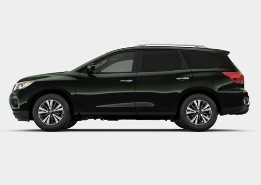 2020 Pathfinder SV 2WD