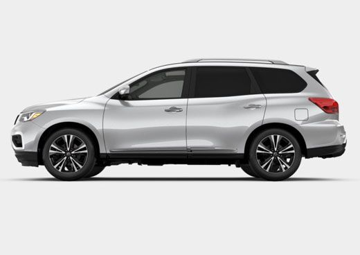 2020 Pathfinder Platinum 4WD