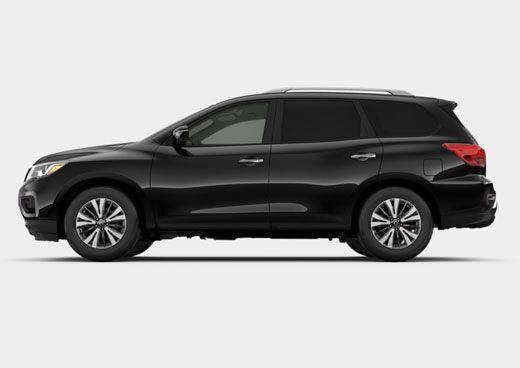 2020 Pathfinder S 2WD