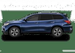 New Nissan Pathfinder at Dayton