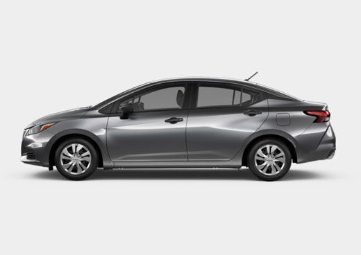 2020 Versa S 5-speed manual transmission