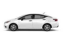 New Nissan Versa at Eau Claire