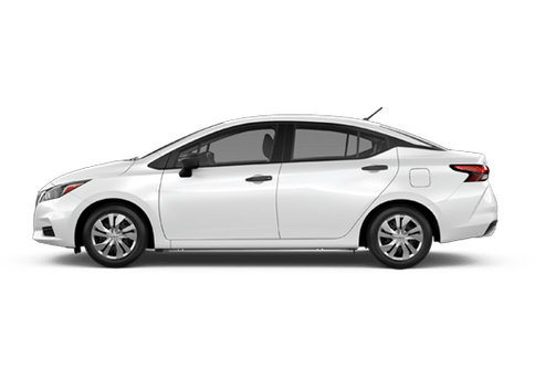 New Nissan Versa in Montgomery