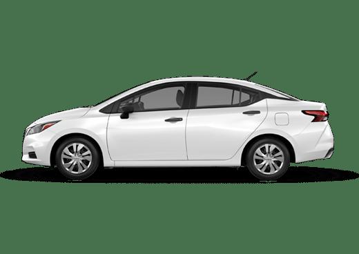 New Nissan Versa near Salisbury