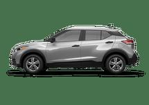 New Nissan Kicks at Eau Claire