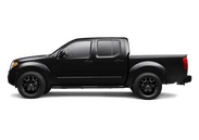 New Nissan Frontier at Wilkesboro
