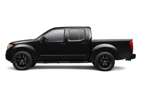 New Nissan Frontier in Topeka
